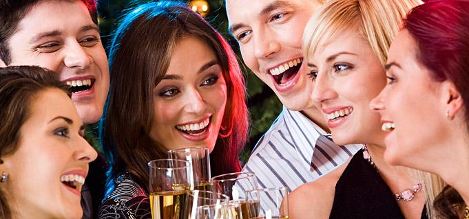 Сценарии праздников для взрослых