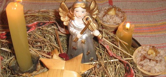 Как отмечали Рождество на Руси