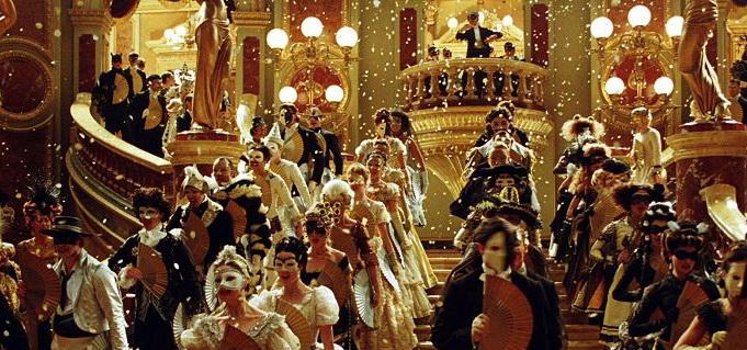 Как встретить новый год 2012