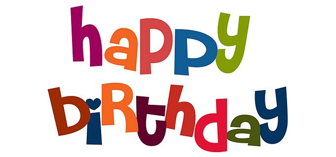 поздравления с Днем рождения родным и близким