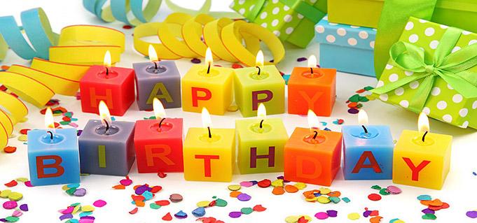 короткие поздравления с Днем рождения женщине
