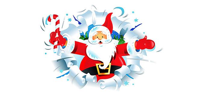 Поздравления с Рождеством 2014